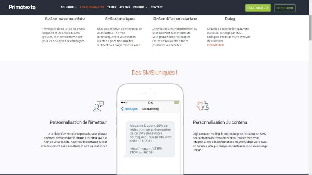 sms marketing pour la fidélisation client